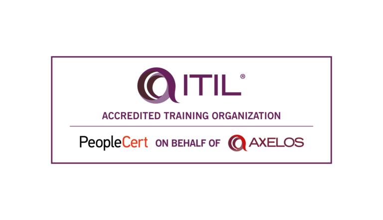 Centro de Treinamento Oficial ITIL Credenciada pela PeopleCert - Axelos