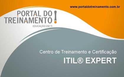 ITIL EXPERT - Centro de Treinamento Credenciado ITIL