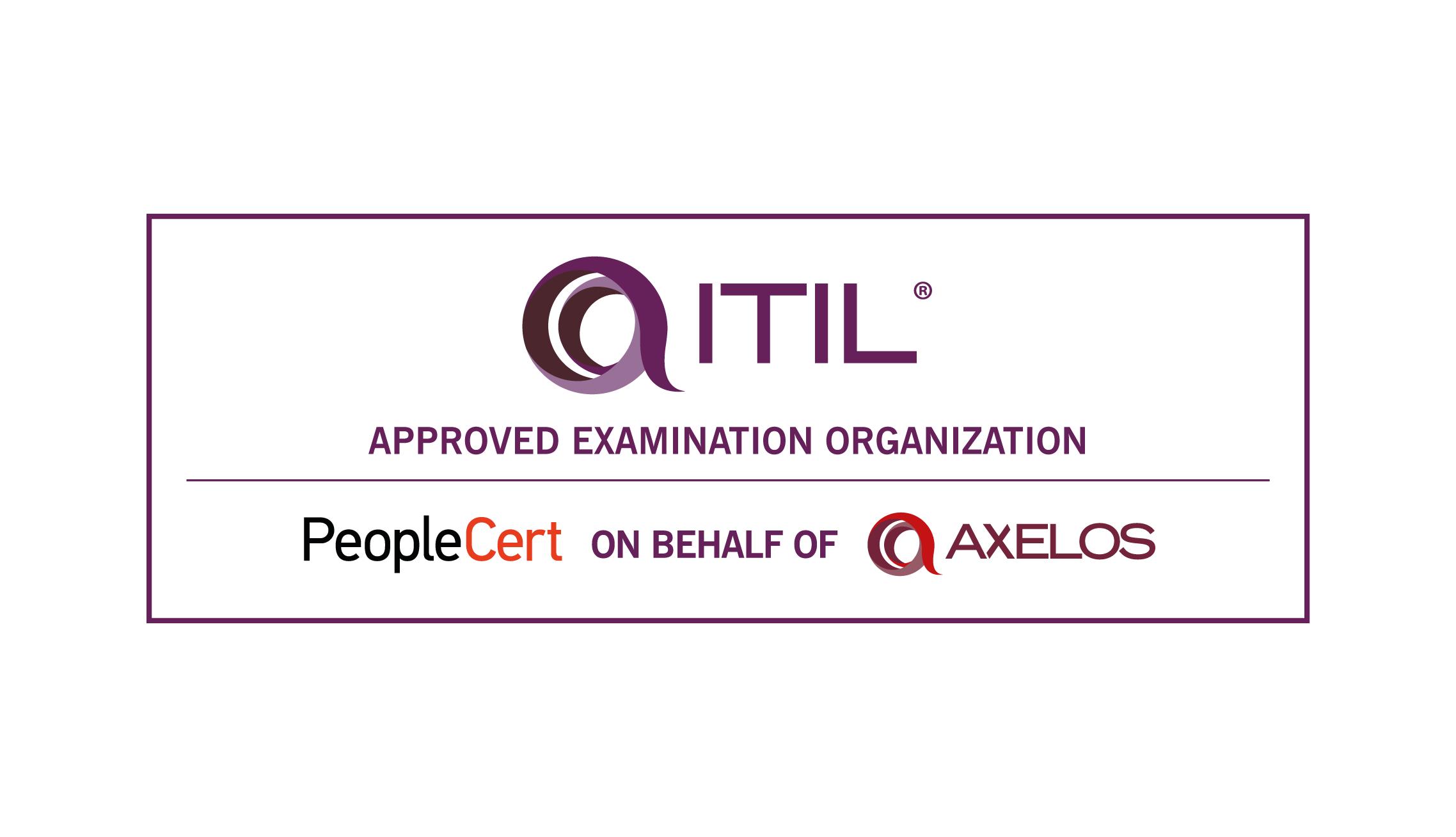 Portal do Treinamento Centro de Certificação ITIL - PeopleCert / Axelos