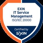 EXIN IT Service Management ISO/IEC 20000 - Portal do Treinamento