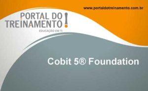 Cobit 5 Foundation - Portal do Treinamento