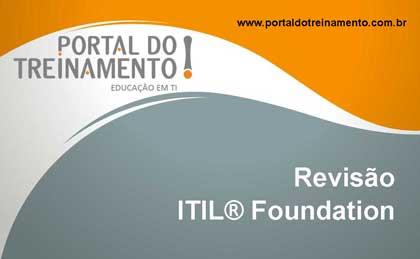 Revisão ITIL® Foundation