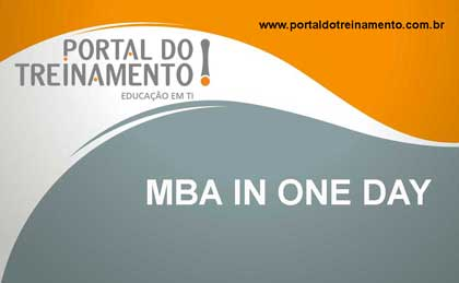 MBA in one day - Portal do Treinamento