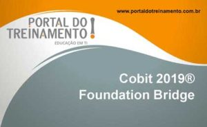 Cobit 2019 Foundation Bridge - Portal do Treinamento