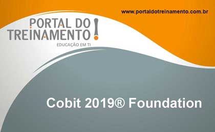 Cobit 2019 Foundation - Portal do Treinamento