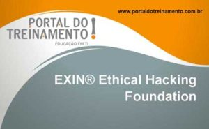 EXIN® Ethical Hacking Foundation - Portal do Treinamento