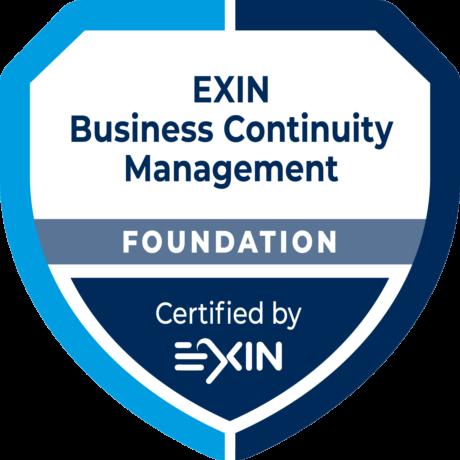 EXIN Business Continuity Management Foundation - Portal do Treinamento