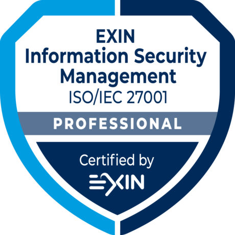 EXIN Information Security Management Professional based on ISO/IEC 27001