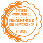 Certified Management 3.0 - Fundamentals Online Workshop