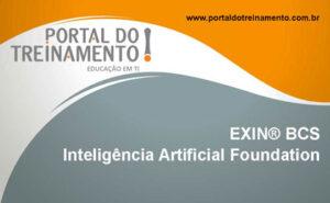 EXIN® BCS - Inteligência Artificial Foundation