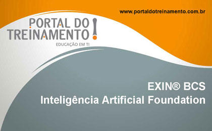 EXIN® BCS - Inteligência Artificial Foundation