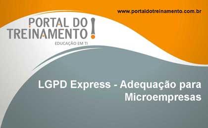 LGPD Express – Adequação para Microempresas